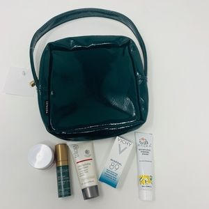 Other - Beauty Sampler Bag - Vichy, Biossance, Trilogy...